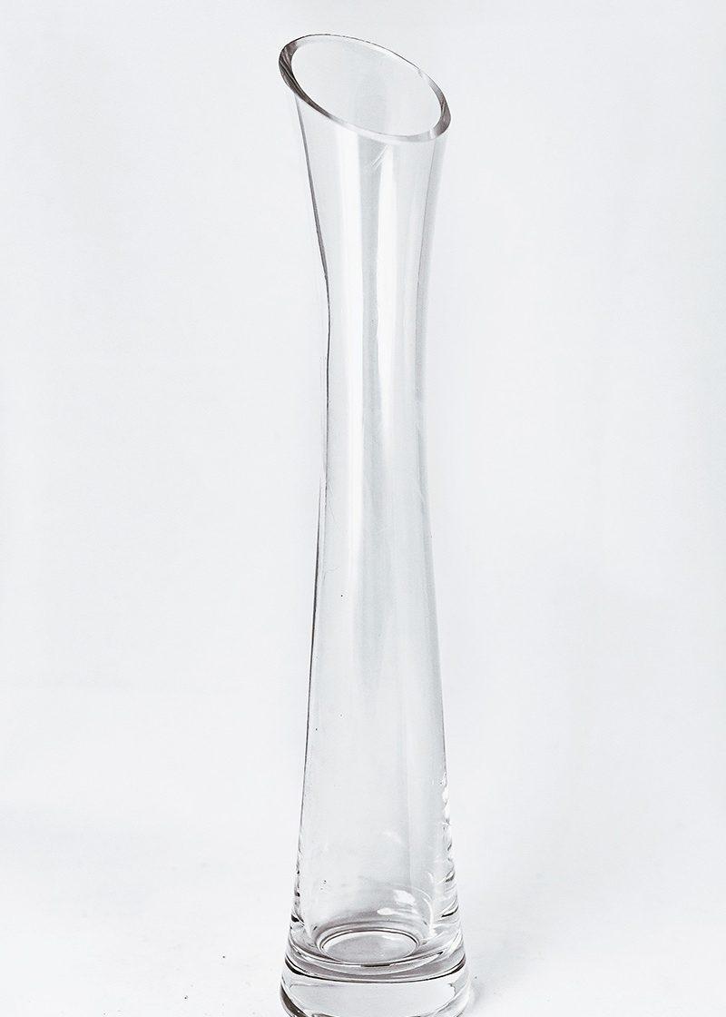 Slanted Bud Vase