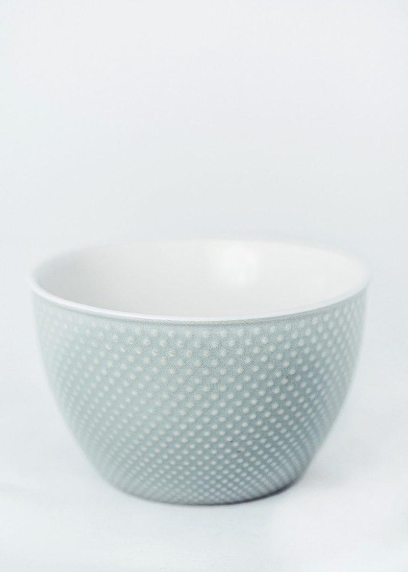 Sage Textured Bowl