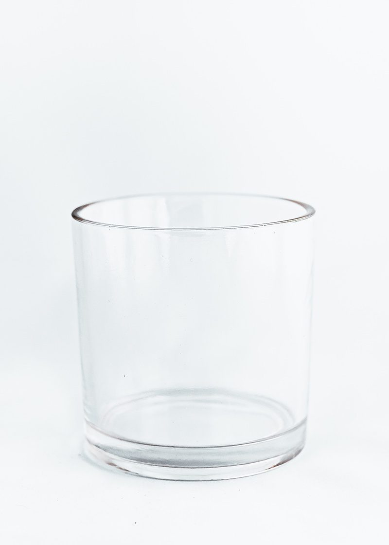 Cylinder Vase, 10cm X 10cm