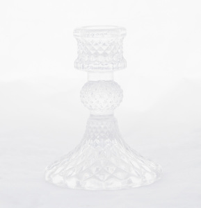 Small Crystal Candlestick