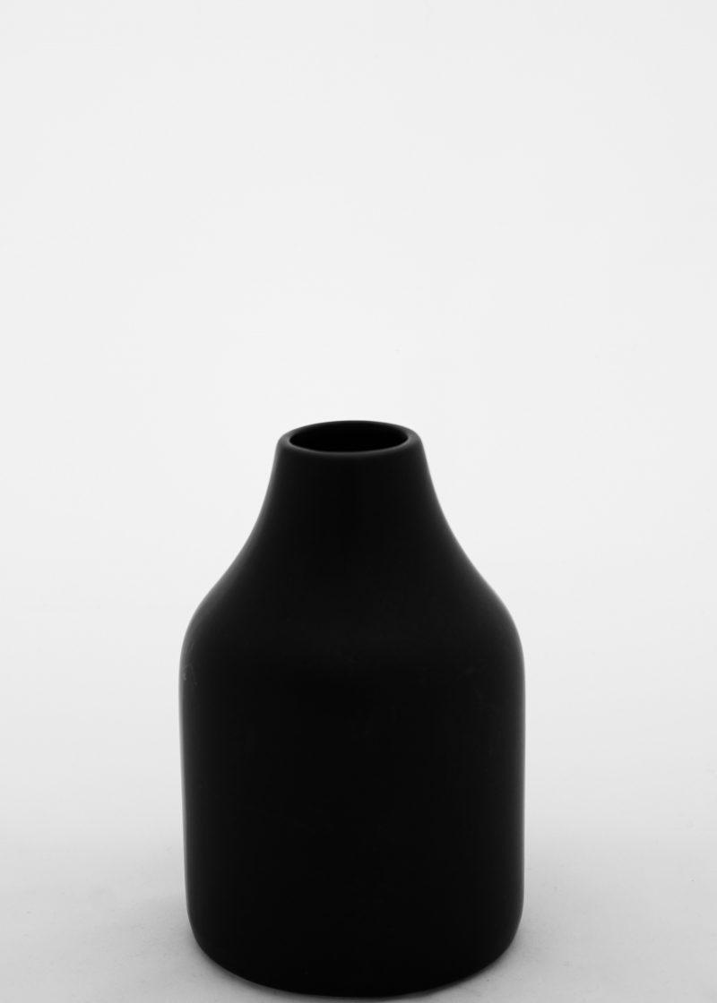 Black Speci Vase