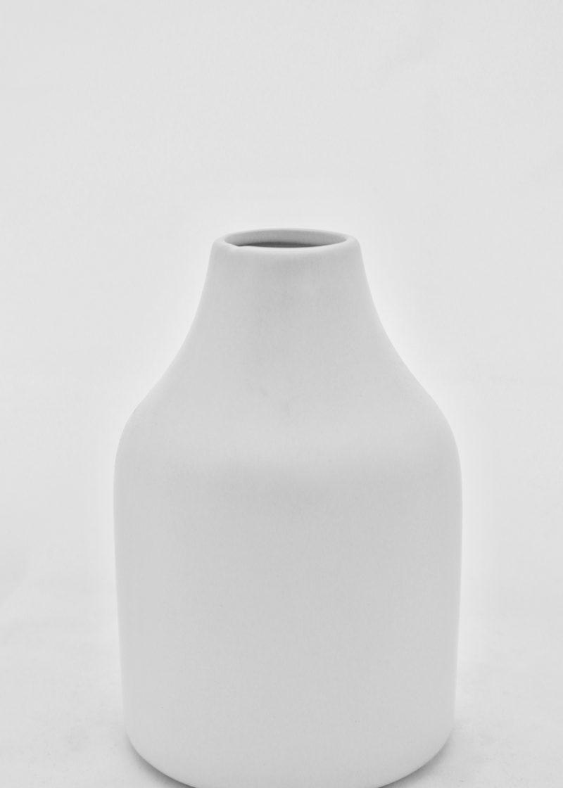White Speci Vase