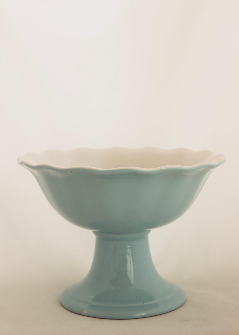 Powder Blue Marie Claire Bowl