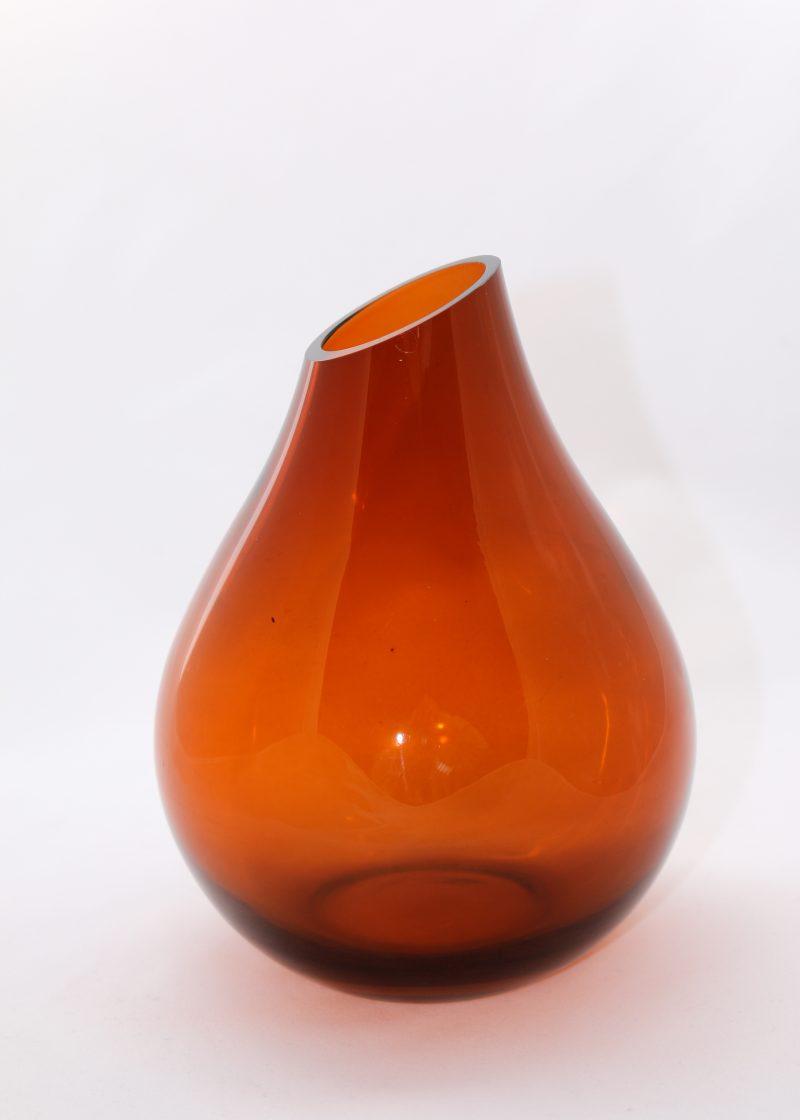 Amber Joy Vase