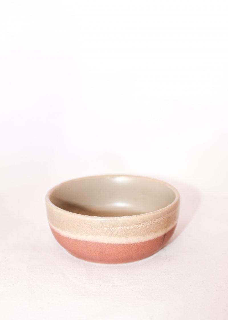 Two-tone Ikebana Bowl